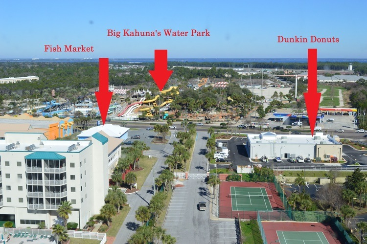 Destin Towers Condo Rentals In Destin Florida